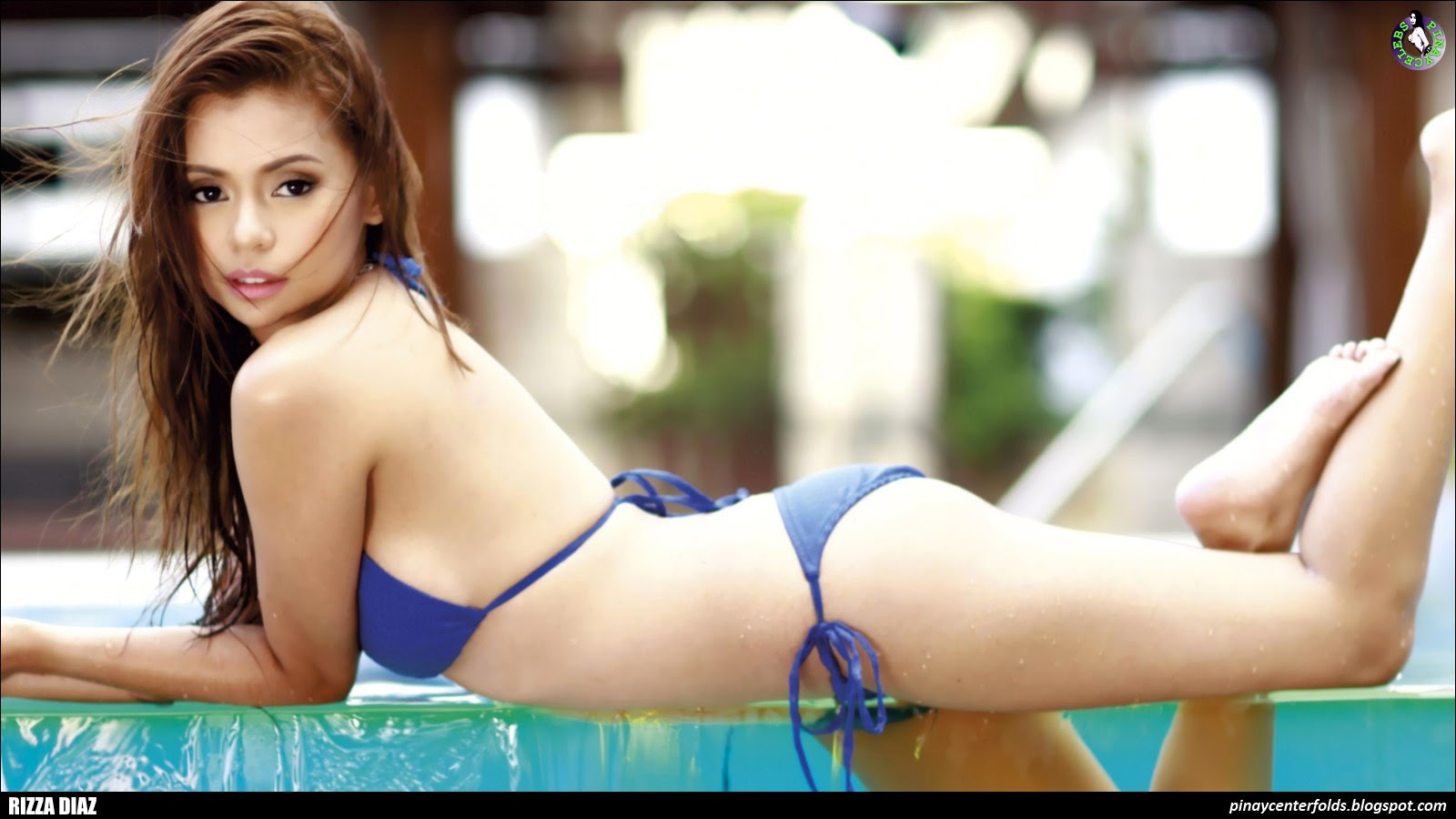 Rizza Diaz In FHM 2