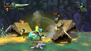 Game Dust An Elysian Tail