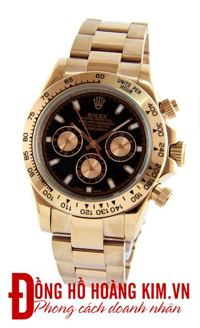 Đồng hồ nam rolex R102 với vẻ đẹp sang trọng