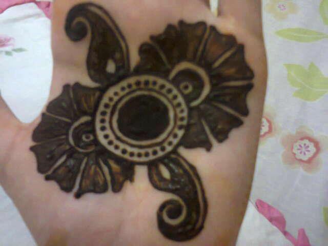 Easy And Simple Henna Designs  Mehndi Designs Henna