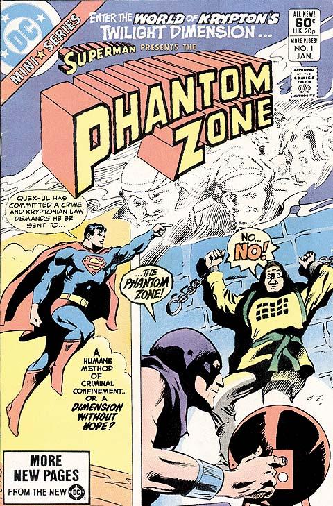 Gene Colan - Superman - La zona fantasma