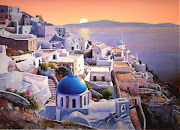 Santorini Grecia – Faimoase apusuri de soare (apus santorini)