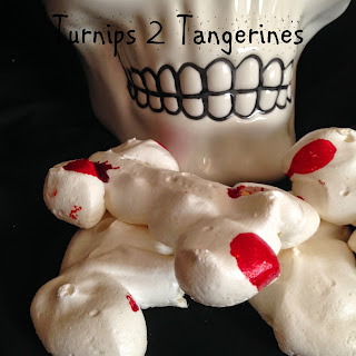 Meringue Bones   from Turnips 2 Tangerines