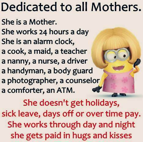 Dedicated to All Mothers - So True