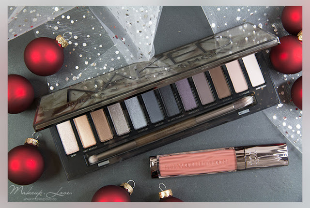 Urban Decay Naked Smoky Palette Revolution High-color lipgloss liar