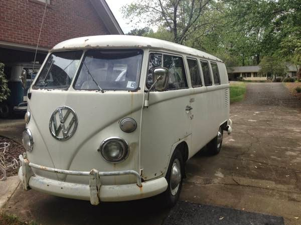 1966 Volkswagen Bus 11 Window Standard | vw bus wagon