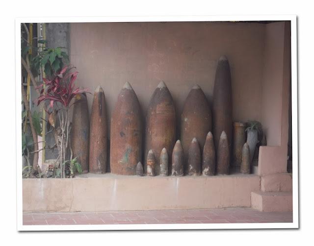 BOMB IN LAOS
