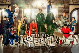 drama korea terbaru 2016 moorim school
