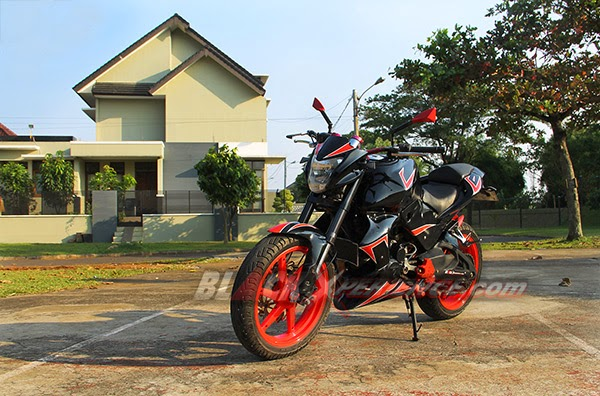 Modifikasi Honda Tiger Blackxperience.com