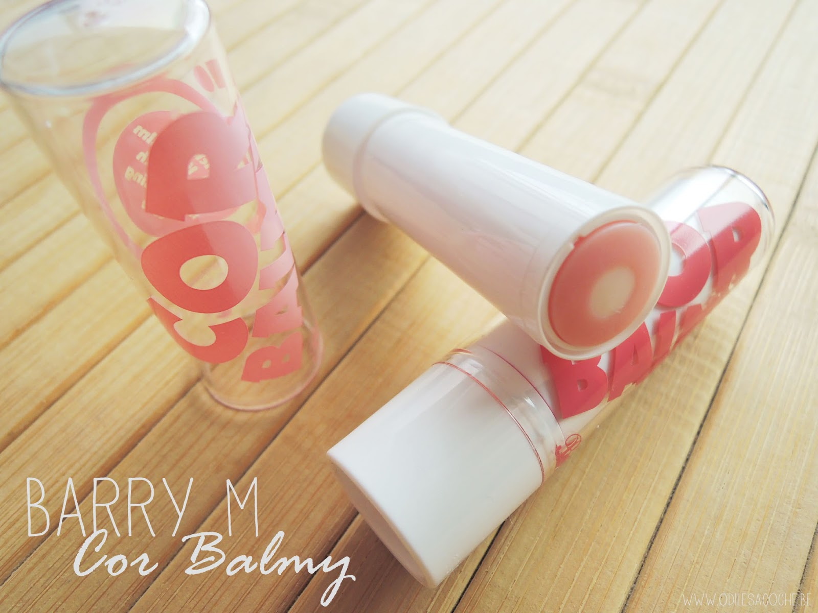 revue Barry M