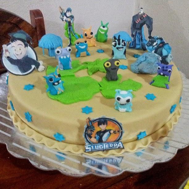 Tortas Bajoterra, parte 2
