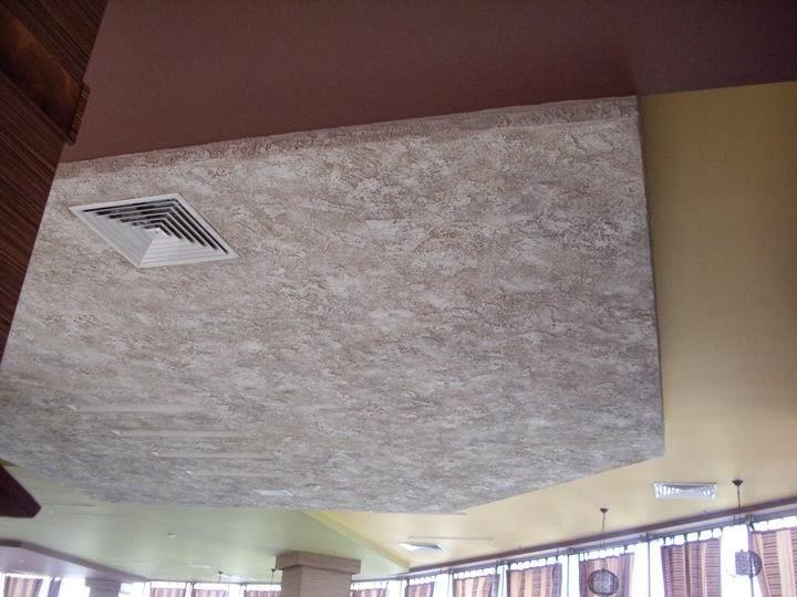 Декорация таван