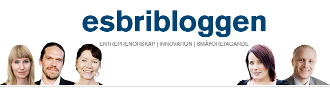 esbribloggen - om entreprenrskap, innovation och smfretagande