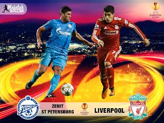 Wallpaper Prediksi Skor Bola Zenit vs Liverpool UEFA Liga Eropa majalahsoccer.com