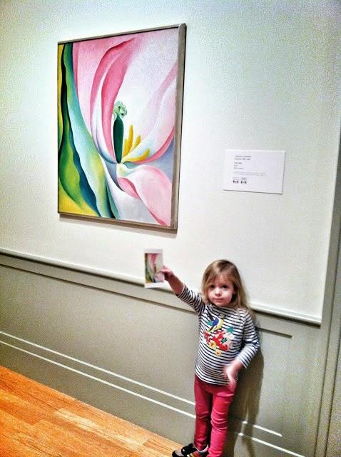 An Art Museum Trick