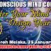 """Kursus """"Subconscious Mind Control"""" di Melaka, 25 Januari 2014."""