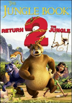 descargar The Jungle Book: Return 2 the Jungle  – DVDRIP LATINO