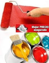 PINTOR Y PINTURAS MEJOR PRECIO DE MADRID