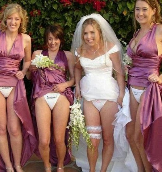 Site has The brides maides lol ev