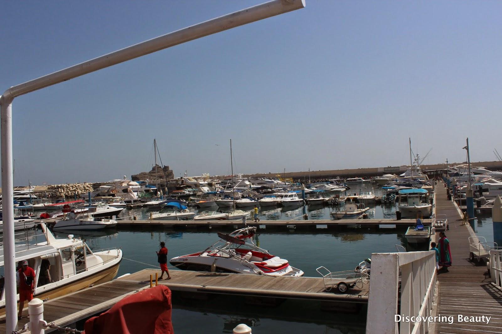 Marina Bandar al Rowdha,