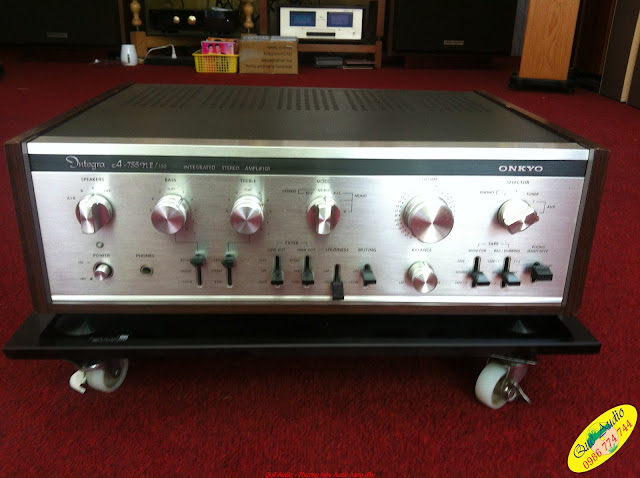 Amplifier Onkyo - A755 n2/100 - Made in Japan