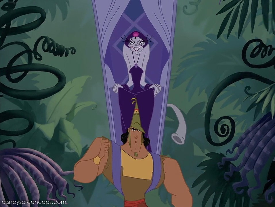 kronk and yzma relationship problems