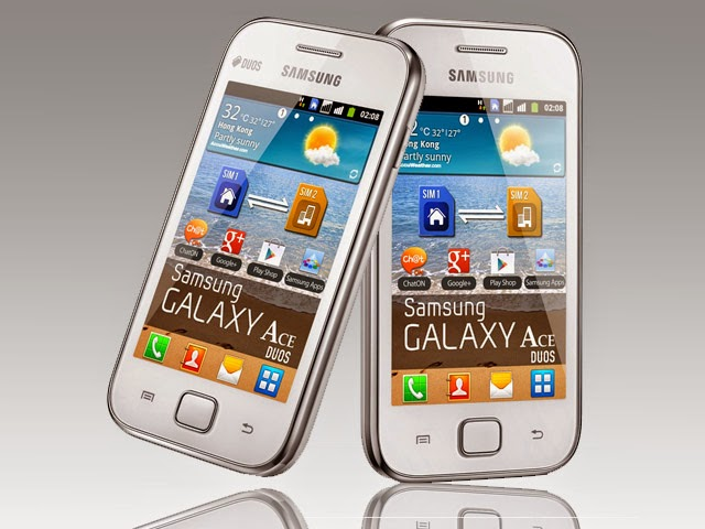 Samsung Galaxy, Samsung Galaxy Ace series, Samsung Galaxy Ace Duos S6802