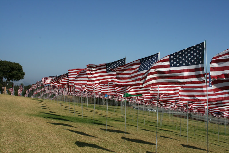 Pepperdine 9/11 tribute