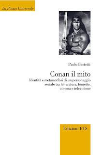 Conan il mito, 2011, copertina