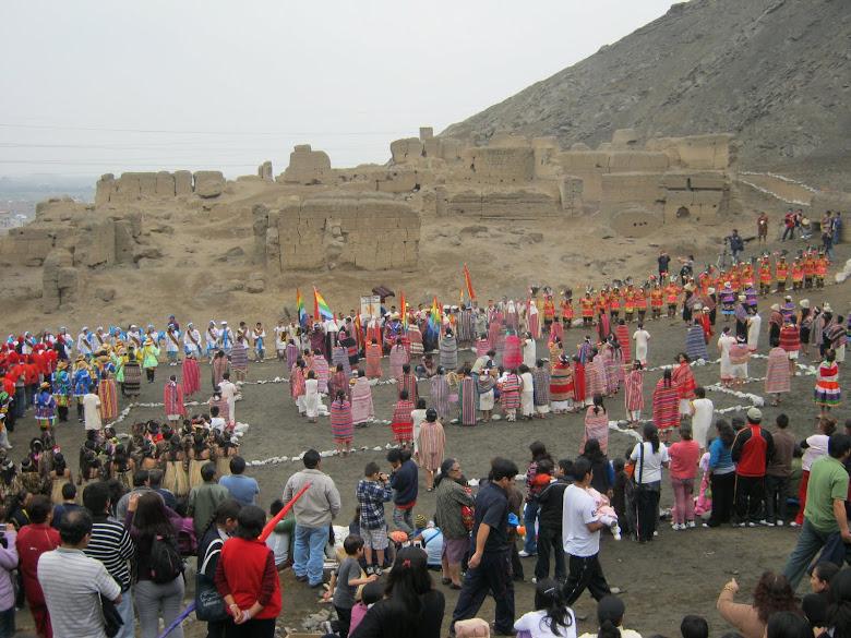 INTI RAYMI EN CAMPOY 2011