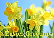 The spirit of easter is all about Hope, Love and Joyfull living. eastergreetings