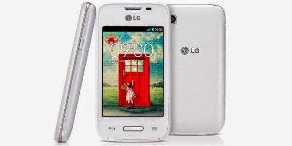 LG L35, Smartphone Murah dengan Android KitKat