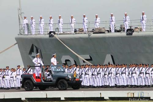 TNI AL Segera Bentuk Komando Pertahanan Laut