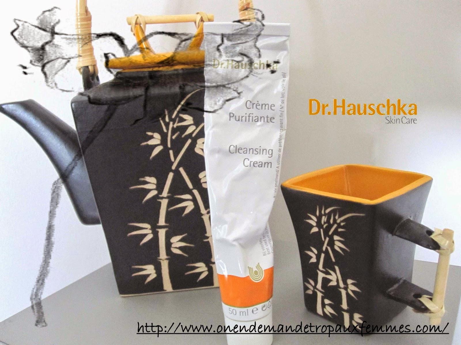 crème purifiante du dr hauschka