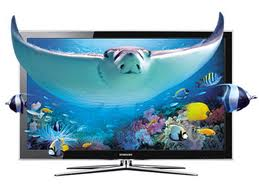 Television in 3D