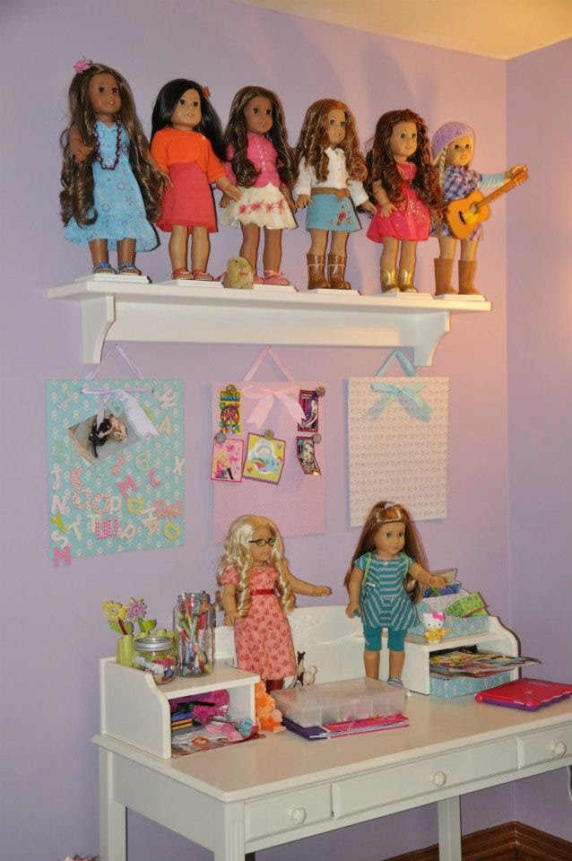 Her Obsession Errr My Obsession Doll Storage Clothing Storage - Barbie doll storage ideas
