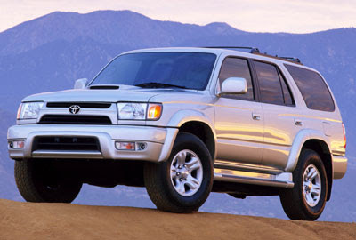 2001 Toyota 4runner Review & Owners Manual