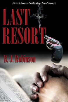 Last Resort by B. J. Robinson