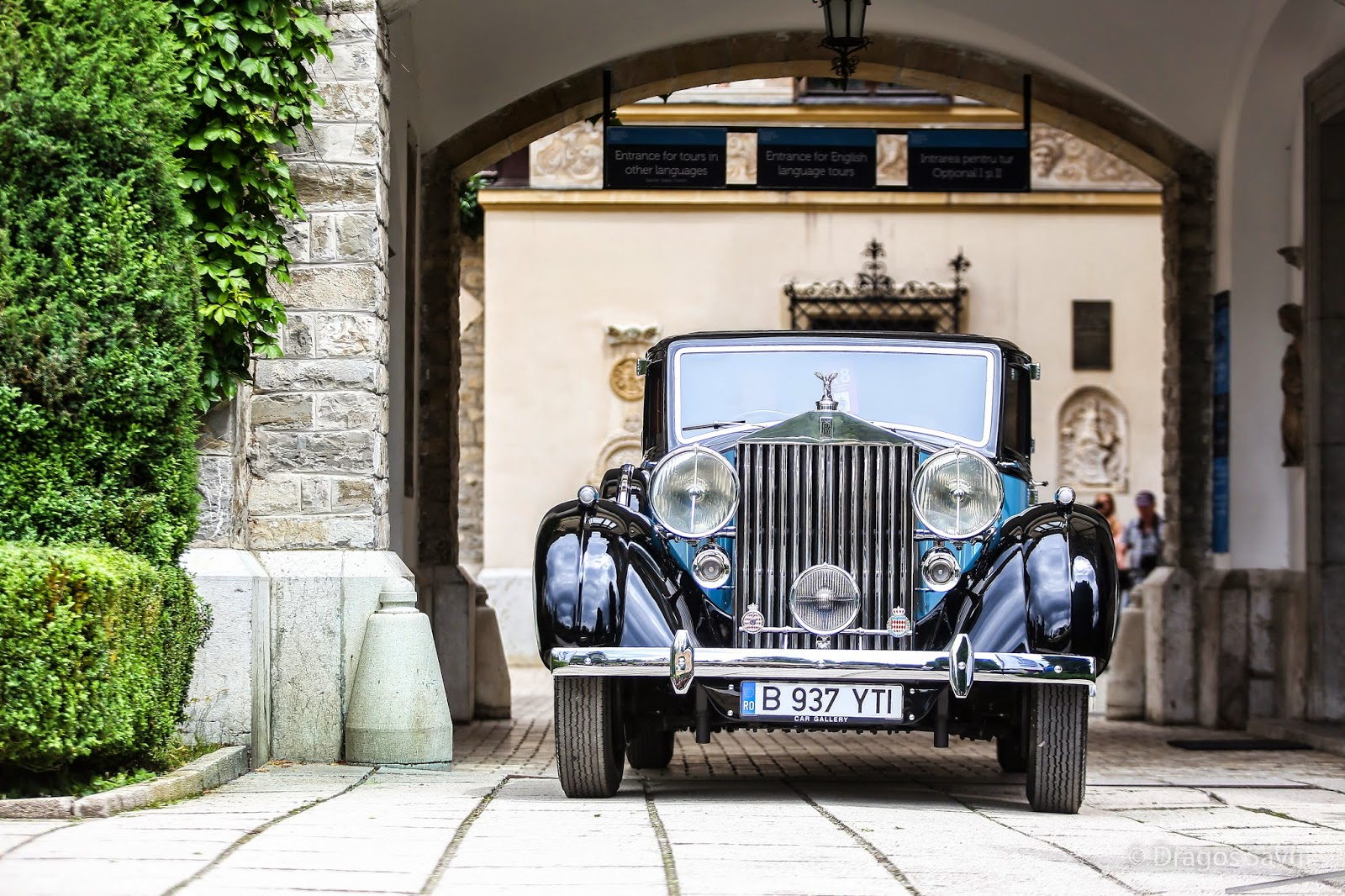 Imperial - Rolls-Royce Phantom III