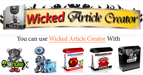 Download Wicked Article Generator Free