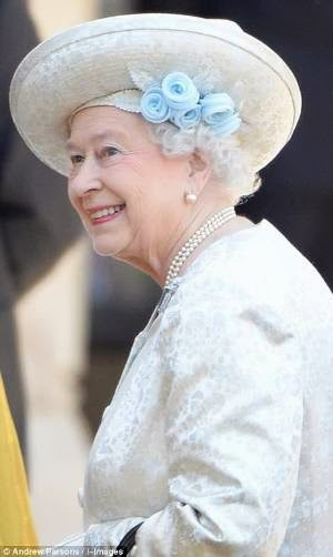 The Queen Celebrates 60th Anniversary