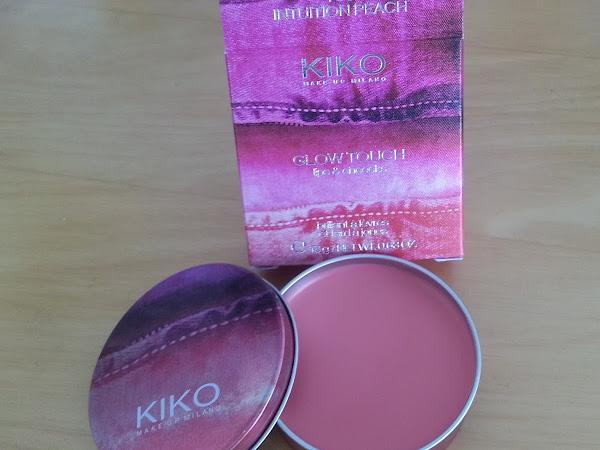 Le Glow Touch de Kiko : les joues et les lèvres à la fois ?