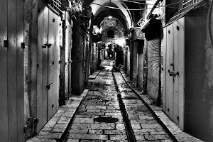 Ulice starej Jerozolimy