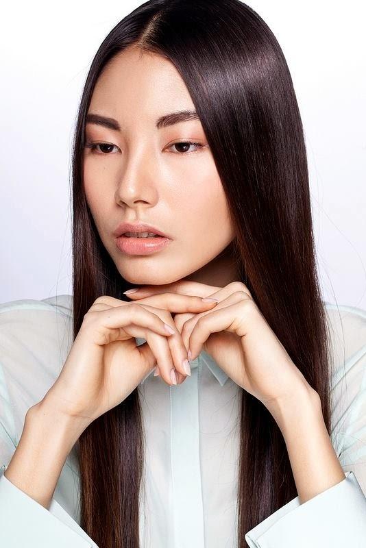 World S Model Photo Ashley Kim 애쉴리