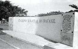ENTRADA DO QUARTEL MILITAR DO GRAFANIL.