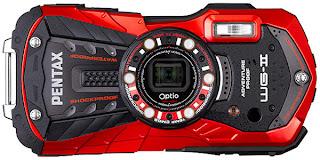 Spesifikasi dan Harga Kamera Pentax WG-2 Terbaru