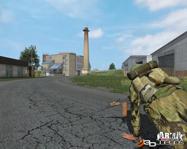 Arma Armed Assault [PC Full] Español DVD5 ISO [Pocos Recursos]