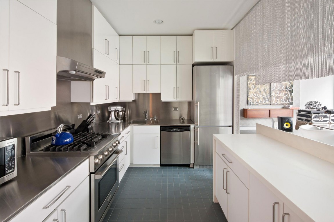 New York City Apartment Kitchen