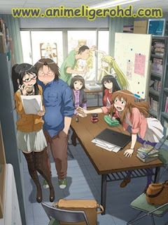 poster Genshiken Nidaime