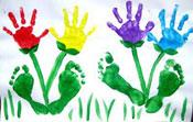 Δαχτυλομπογιές